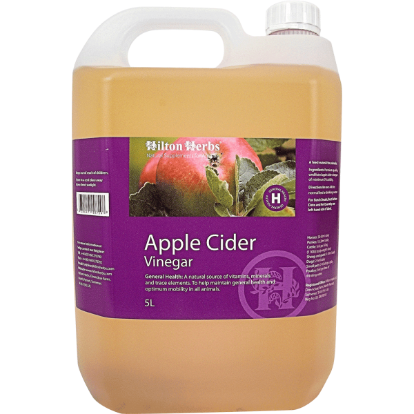 Apple cider vinegar hilton herbs