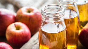 Apple cider vinegar for horses as well as humans
